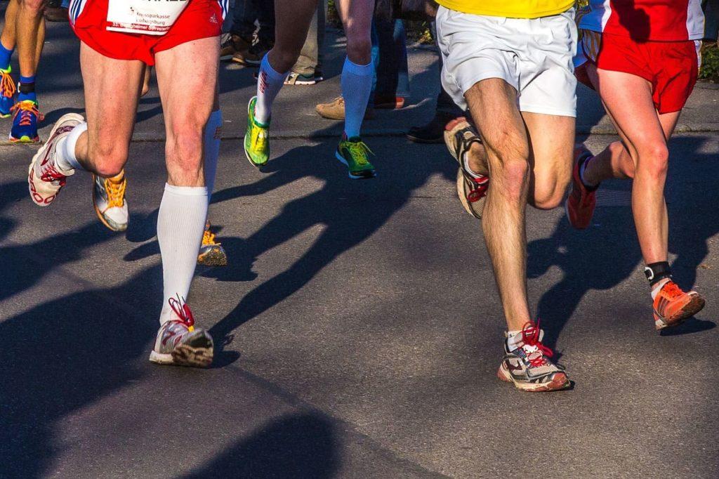 course à pied vitalité