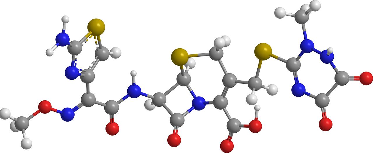 molécule antibiotique 3