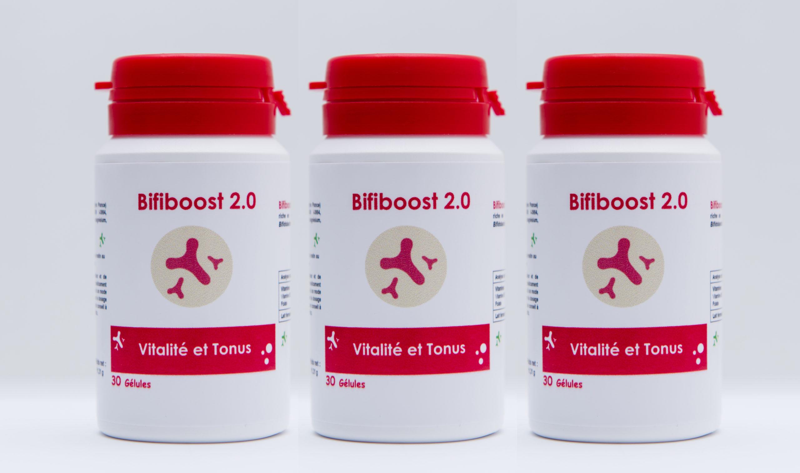 Bifiboost 2.0 flacon lot de 3