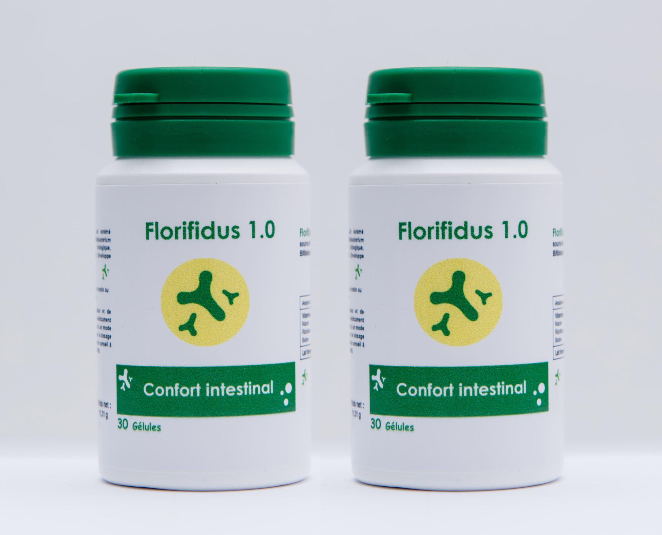 Florifidus lot de 2