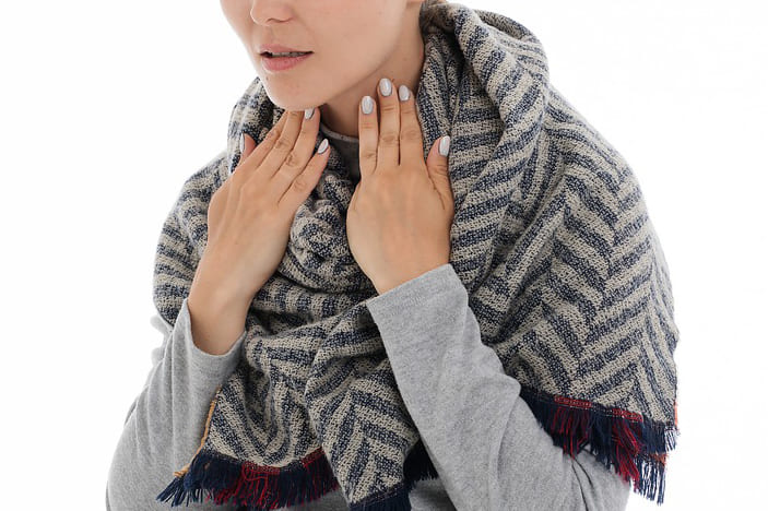 mal de gorge maladie